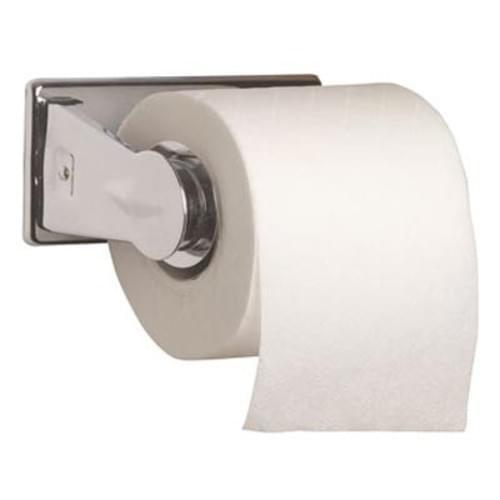 Standard Toilet Paper Roll Dispenser Chrome