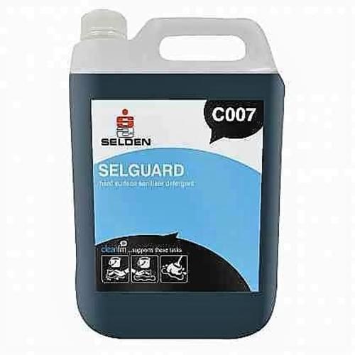 Hard Surface Sanitiser  5ltr