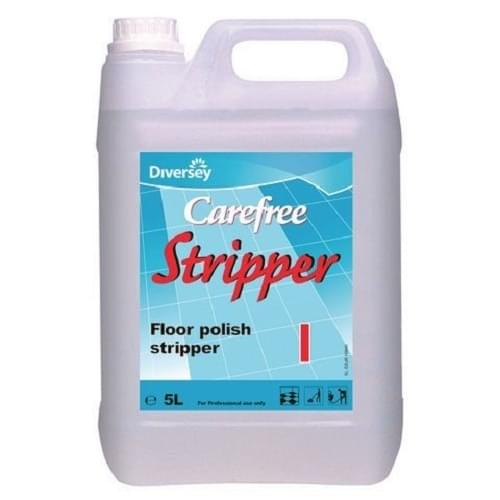 Carefree Floor Stripper  5ltr