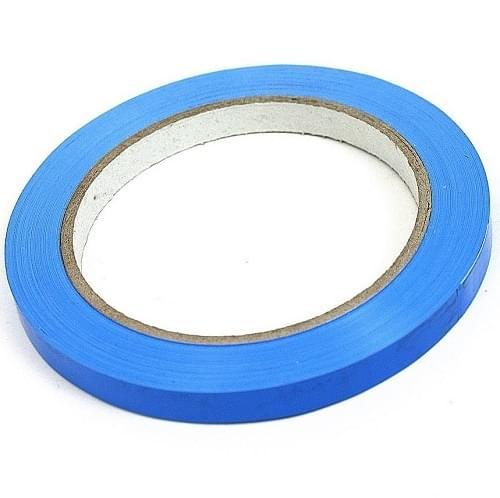 Neck Sealing Tape  Blue  9mmx66m roll
