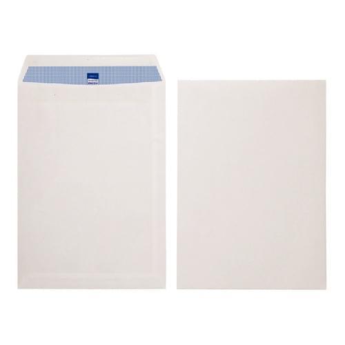 Envelope C4 324x229mm White Self Seal 90gsm Box 250