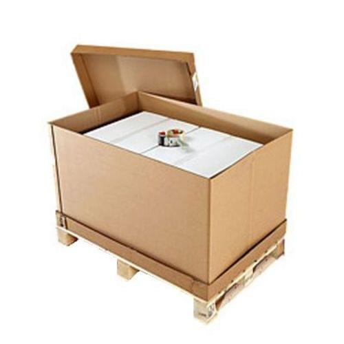 1/1 Full Carton Pallet Box Container (1070x870x900mm)