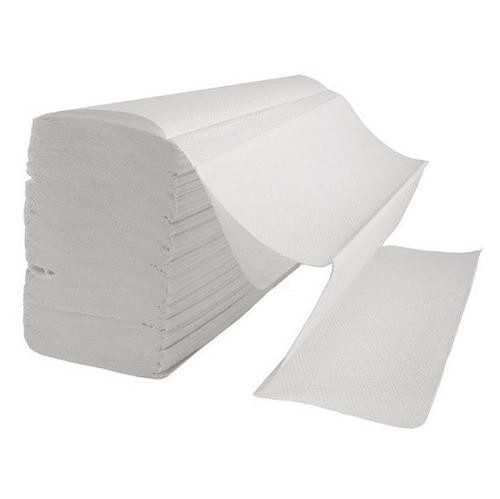 Contract Handtowel Interfold 2 Ply White  215x240mm