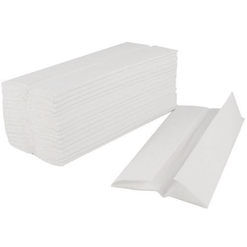 C-Fold Hand Towels 2 ply White (230x310mm) 2400/box