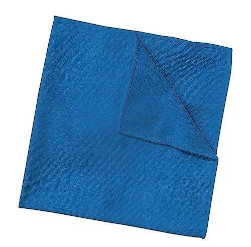 Microfibre Cloth Blue  10/pack