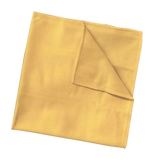 Microfibre Cloth Yellow  10/pack