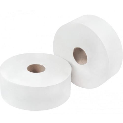 Maxi Jumbo 2 Ply Toilet Rolls 60mm Core 6/pack