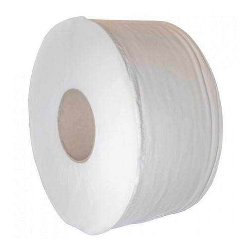 Maxi Jumbo 2 Ply Toilet Rolls 76mm Core 6/pack