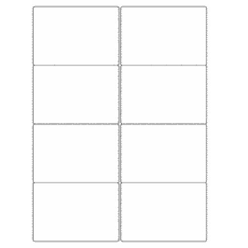 Multipurpose Labels 99.1x67.7mm 8 Per Sheet White (Pack of 800)