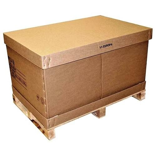 Carton Pallet Box Full Europa 1170x770x660mm (internal size)