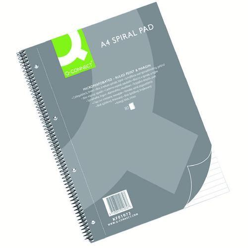 A4 Wirebound Notebook Pack of 5