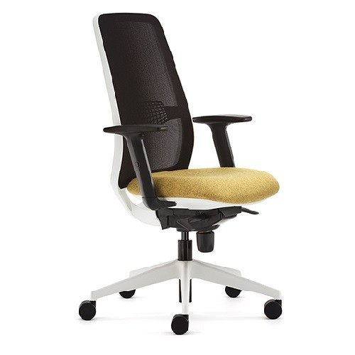 Eclipse Task High Mesh Back Operators Chair