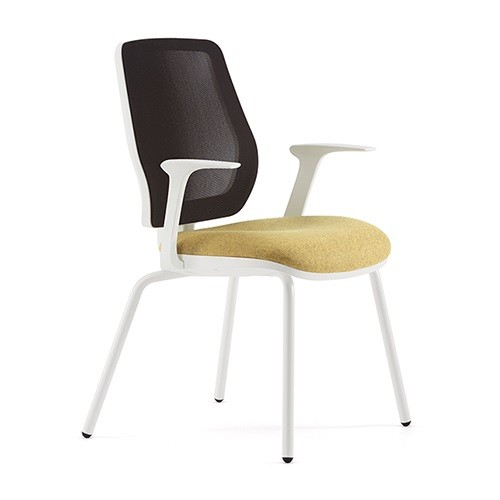 Eclipse Visitor Mesh Back Chair