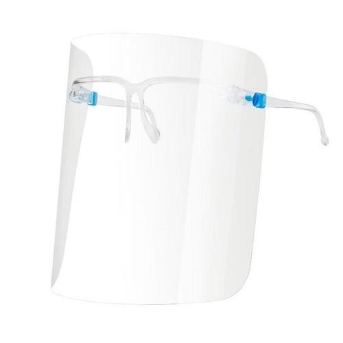 Face Shield Combi - Glasses Frame and Visor - Single Unit