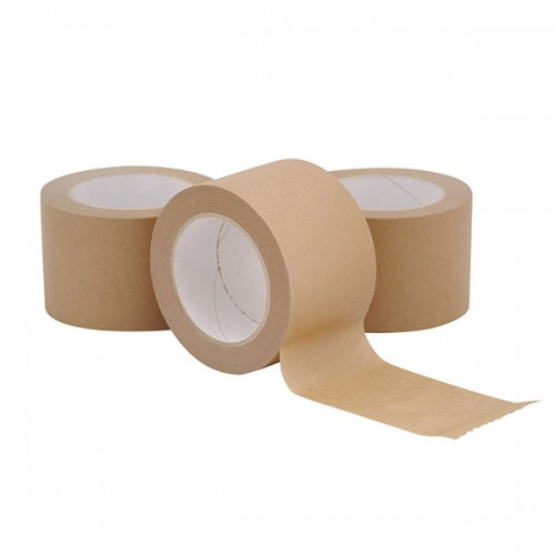 Tape Kraft Paper Hot Melt Adhesive 48mm x 50m Roll