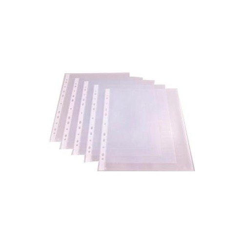 Punched Pocket Pack of 100