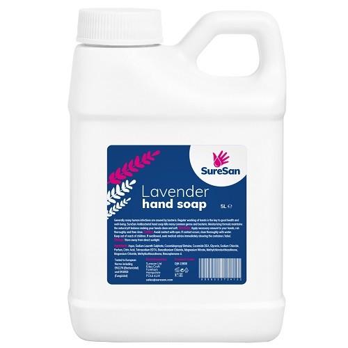 Contract Antibacterial Liquid Soap  5ltr