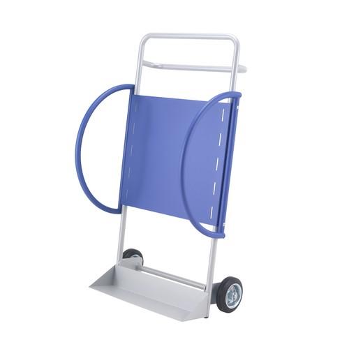 Titan Chair Trolley Blue