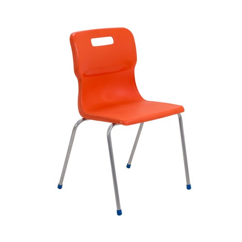 Four Leg School Chair   Size & Colour Options   Classroom Chairs