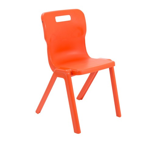 Titan One Piece Chair   Size & Colour Options   Classroom Chairs