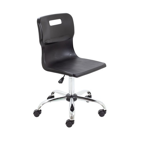 Titan Swivel Chair   Size & Colour Options   Classroom Chairs