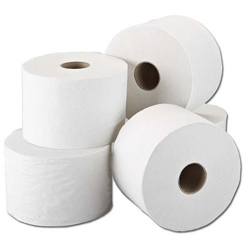 Leonardo Versatwin Toilet Roll 2-Ply 125m (Pack of 24)