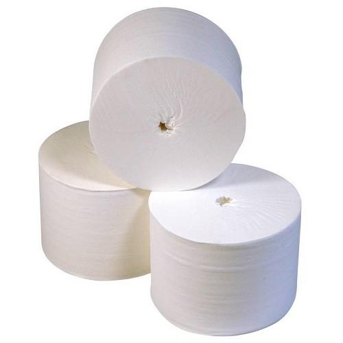 Micro Mini Jumbo Toilet Tissue 2 ply Roll (90mmx125m) 24/pack