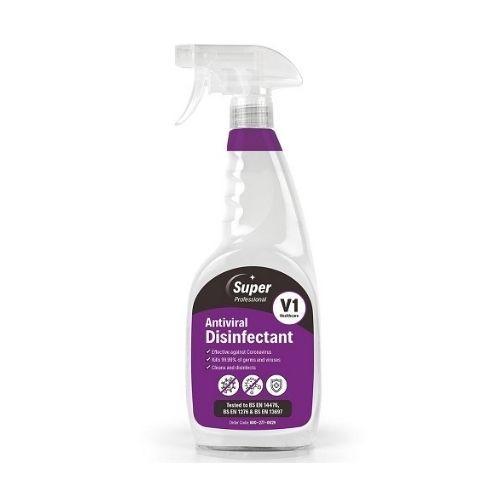 Antiviral Disinfectant Sanitiser Spray 750ml