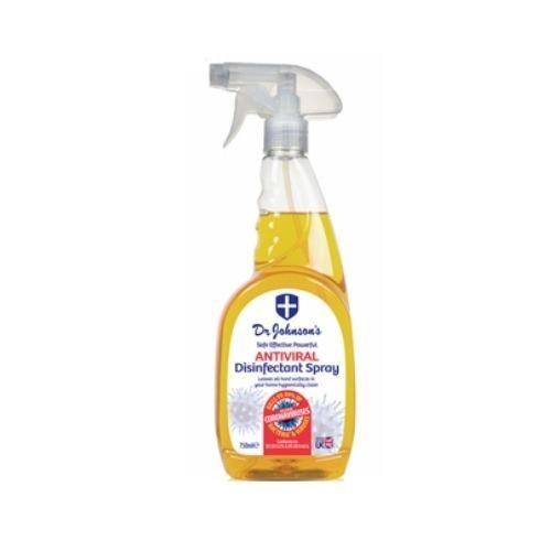 Disinfectant Antiviral Sanitiser Spray 750ml