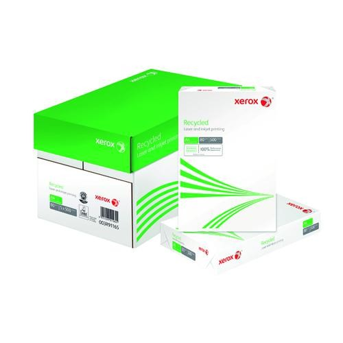 A4 Copier Paper Recycled (Xerox) 80GSM White