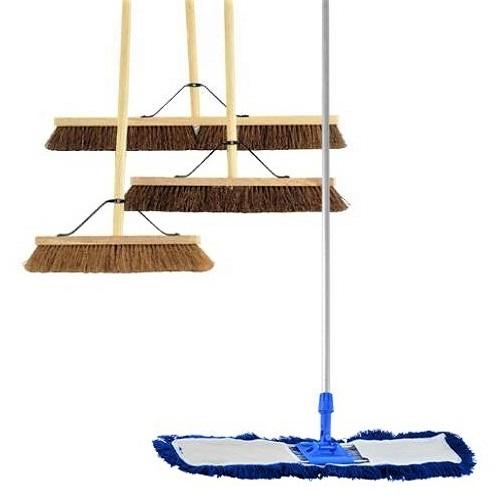 Brooms & Sweeps