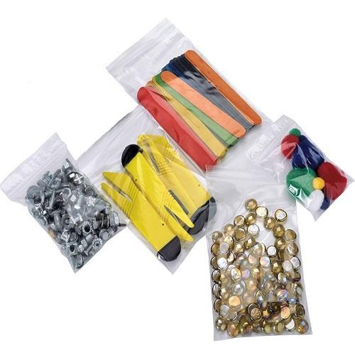 Plain Polygrip Bags
