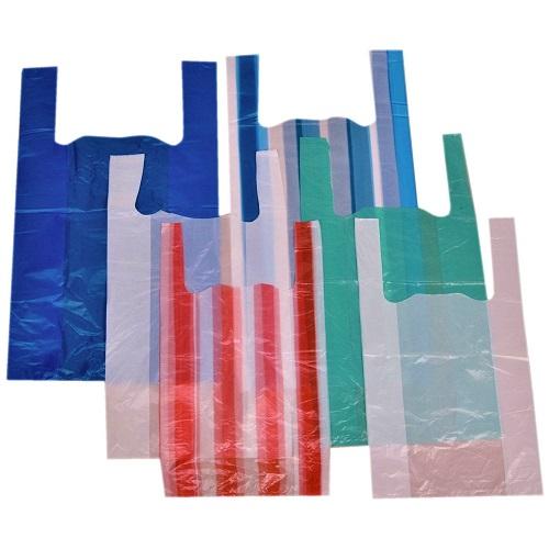 Vest Polythene Bags