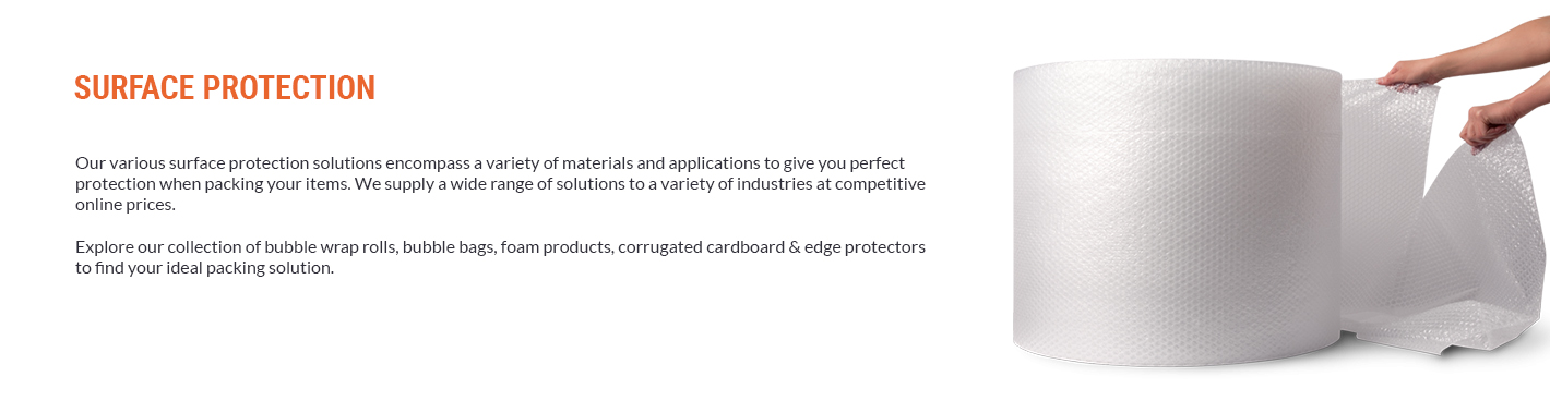 Surface Protection Banner Category Page