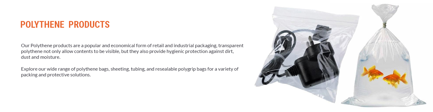 Polythene Banner Category Page