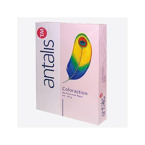 A4 Pink Copier Card 160gsm Tropic Pk250
