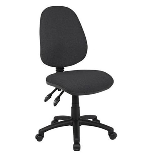 Advantage Operator Chair Charcoal 2 Lever