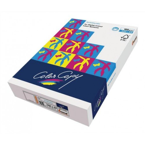 A3 Premium Colour Copy 100gsm Pk500 - 12321