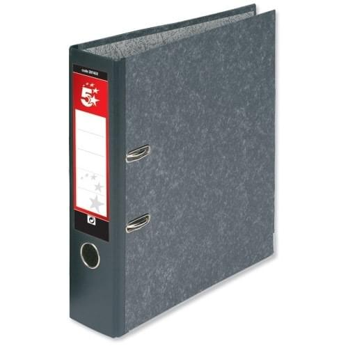 5 Star Lever Arch File F/CAP (each) *Delivery in Cumbria only*