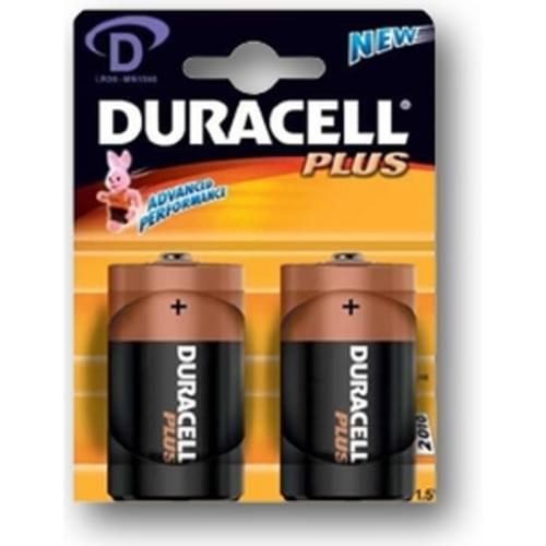DURACELL MN1300 Battery PK2 (D)