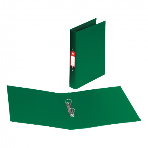 A4 PVC 2 Ring Binder GREEN (single)