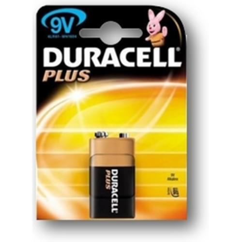 DURACELL MN1604 Battery Pk1 (9v) PP3