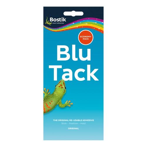 Bostik Blu-Tack Adhesive 120g (Single)