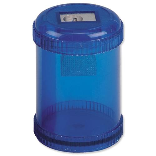 PLASTIC Canister Sharpener (Screw Cap)