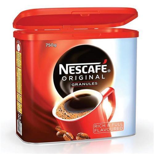NESCAFE COFFEE Granules 750g Tin