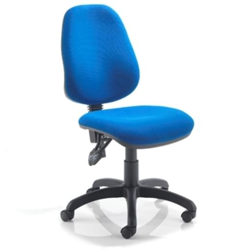 Advantage Operator Chair Blue 2 Lever