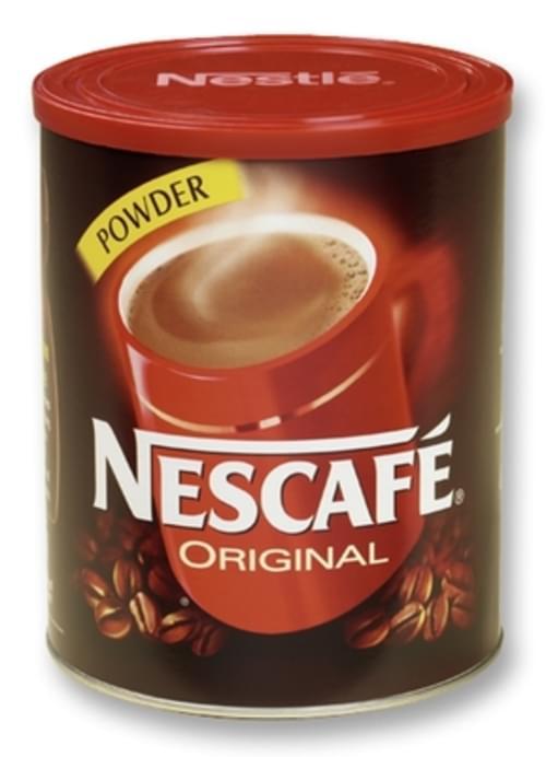 Nescafe Powder Tin 750g
