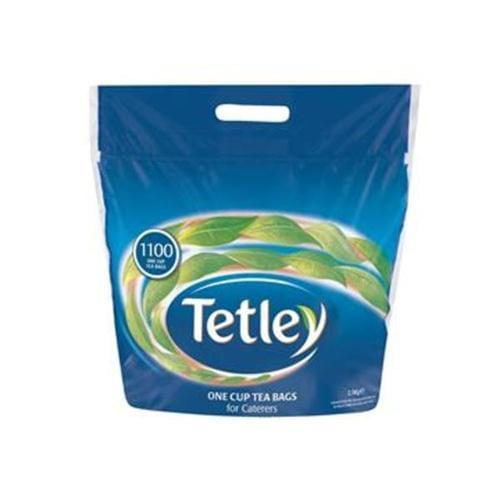 Tetley One Cup Teabags Pack 1100 Offer Price