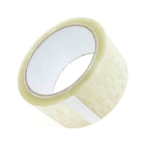 Advantage 50mm x 66m CLEAR Packaging Tape (single) *Cumbria delivery only*