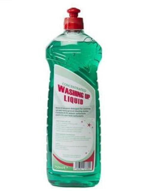 CBS Premium 750ml Washing Up Liquid